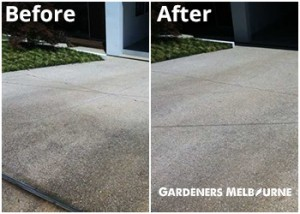 Deep Pressure Cleaning in Melbourne